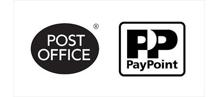 Paypoint logo | Elderpark Housing